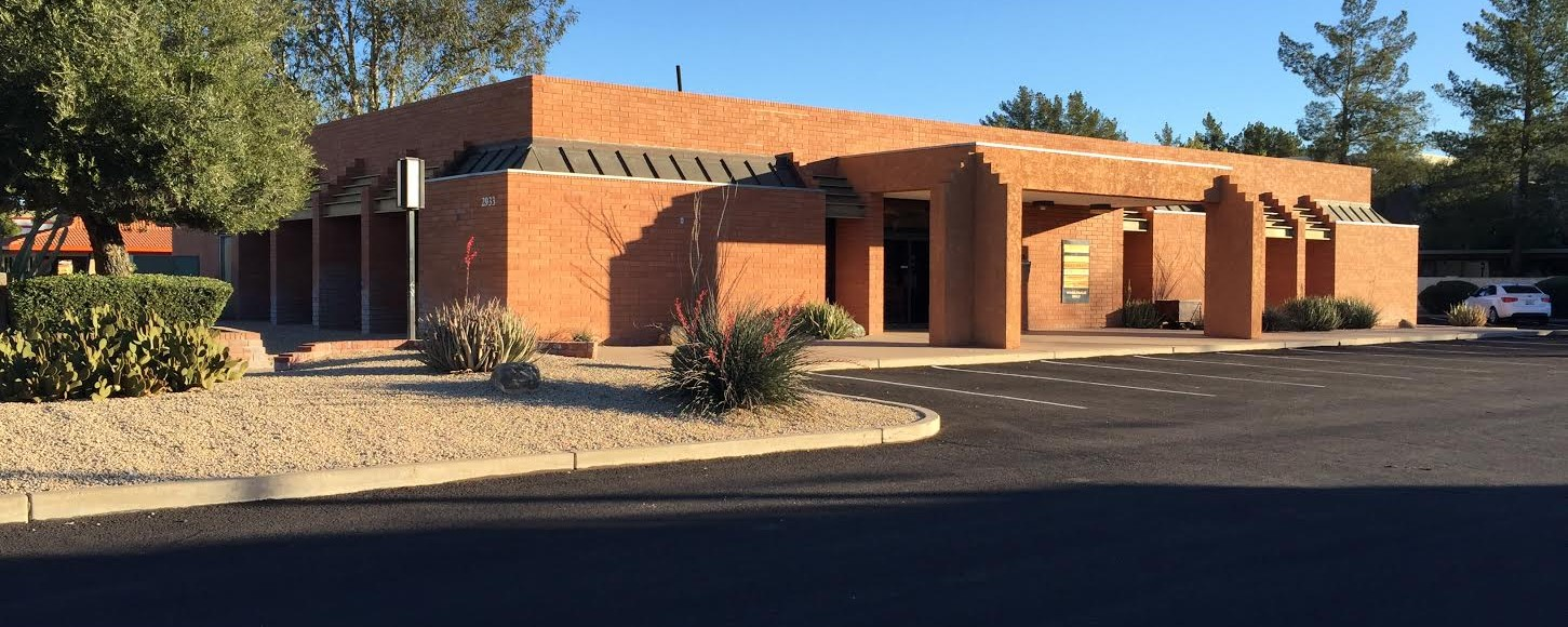 Commercial Mineral headquarters location in Scottsdale, Arizona